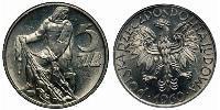 5 Zloty Pologne