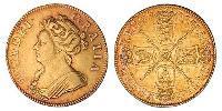 1 Guinea Kingdom of England (927-1649,1660-1707) Gold Anne (1665-1714)