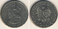 100 Zloty République populaire de Pologne (1952-1990) Cuivre-Nickel