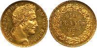 40 Franc Belgium Gold Leopold I of Belgium (1790-1865)