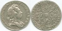 1 Sixpence Kingdom of Great Britain (1707-1801) Silver George I (1660-1727)