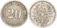 20 Pfennig Germania