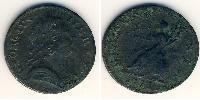 1 Farthing United Kingdom (1707 - ) Copper