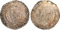 1/2 Crown Kingdom of England (927-1649,1660-1707) Silver