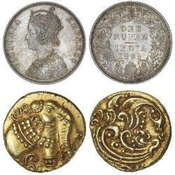 Incredible India (48) coins - spa1