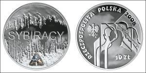 10 Zloty Third Polish Republic (1991 - ) Silver