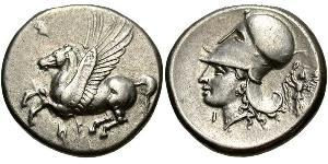 1 Статер серебро Греция