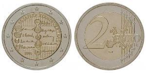 2 Euro Republic of Austria (1955 - )