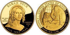 10 Dollar USA (1776 - )
