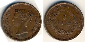 1/4 Cent Straits Settlements (1826 - 1946) Copper