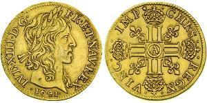 Луидор Людовика XIII