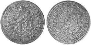 1 Thaler Electorate of Bavaria (1623 - 1806) Oro