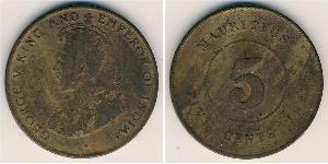 5 Cent Maurice Bronze