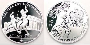 10 Zloty Third Polish Republic (1991 - )