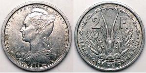 2 Франк Французское государство режима Виши (1940–1944)