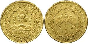 1 Sol Chile Gold
