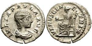 Denier Empire romain (27BC-395) Argent