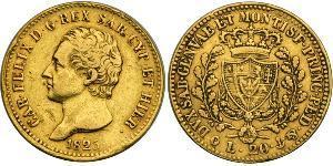 20 Lira Italy Gold