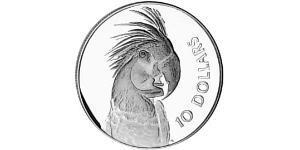10 Dollaro Australia (1939 - ) Argento Elisabetta II (1926-)