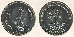5 Cent Cocos (Keeling) Islands Copper/Nickel