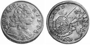30 Kreuzer Elettorato di Baviera (1623 - 1806) Argento