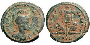 AE3 Römische Kaiserzeit (27BC-395) Bronze Crispus (305 - 326)
