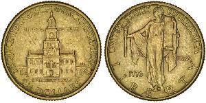 2/5 Dollar USA (1776 - ) Gold