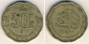 50 Centavo Mexiko (1867 - )