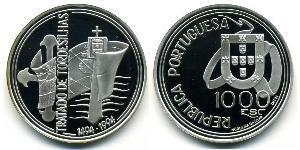 1000 Escudo Portuguese Republic (1975 - )
