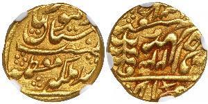 1 Mohur Ancient India Oro