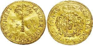 1 Ducat Principality of Transylvania (1571-1711) Or François II Rákóczi(1676 – 1735)