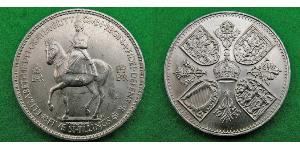 5 Shilling United Kingdom (1922-) Copper/Nickel