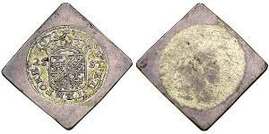 25 Stuiver Dutch Republic (1581 - 1795) Silver