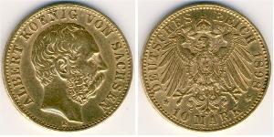 10 Mark  Gold