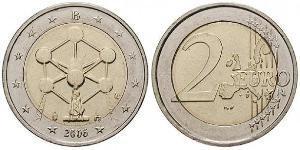 2 Euro Belgio