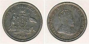 1 Шиллинг Австралия (1788 - 1939) Серебро