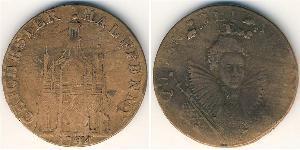 1/2 Penny United Kingdom Copper