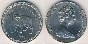 1 Krone Isle of Man Kupfer-Nickel
