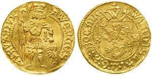1 Gulden Böhmen Gold Vladislas II of Hungary (1456- 1516)