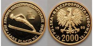 2000 Zloty People