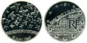1.5 Euro French Fifth Republic (1958 - )