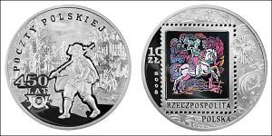 10 Zloty Third Polish Republic (1991 - ) Argent