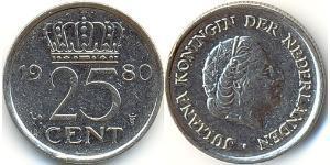 25 Цент Нидерланды