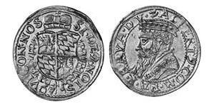 1 Ducat Duchy of Bavaria (907 - 1623) Gold