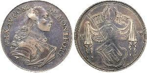 1 Taler States of Germany Argent