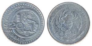 20 Peso México (1867 - )