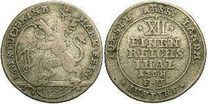 1/12 Thaler Germany Silver