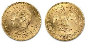 1 Ounce Messico (1867 - ) Oro