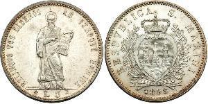 5 Lira San Marino Silber