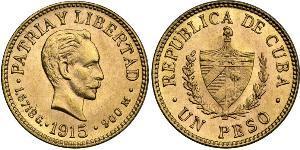 Peso Cuba Oro